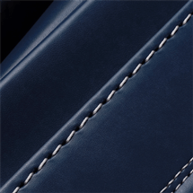 No.1 ベルエース パステルクラシック ランドセル インディゴブルー ステッチ(糸)の色