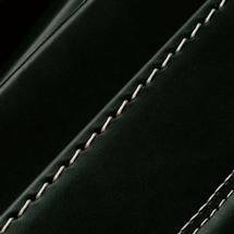 No.6 牛革ボルサ パステルクラシック ランドセル ダークグリーン ステッチ(糸)の色
