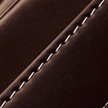 No.6 牛革ボルサ パステルクラシック ランドセル 茶 ステッチ(糸)の色