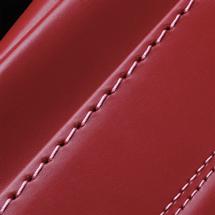 No.6 牛革ボルサ パステルクラシック ランドセル ローズピンク ステッチ(糸)の色