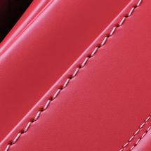 No.6 牛革ボルサ パステルクラシック ランドセル ビビットピンク ステッチ(糸)の色