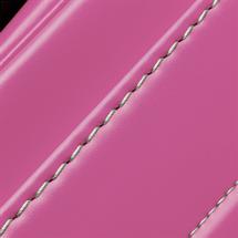 No.6 牛革ボルサ パステルクラシック ランドセル チェリーピンク ステッチ(糸)の色