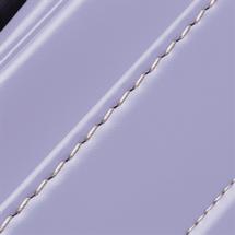 No.6 牛革ボルサ パステルクラシック ランドセル ラベンダー ステッチ(糸)の色