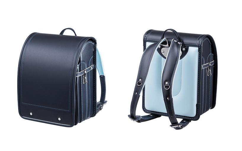 中村鞄のランドセル/紺/ブルー