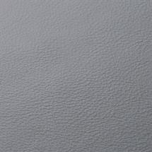 NO.8 馬革コードバン ランドセル 黒/グレー 背あてアップ(ソフト牛革製)