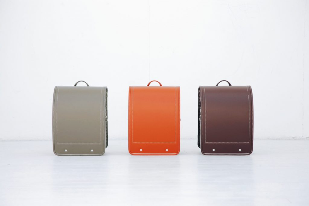 中村鞄の新色ランドセル
