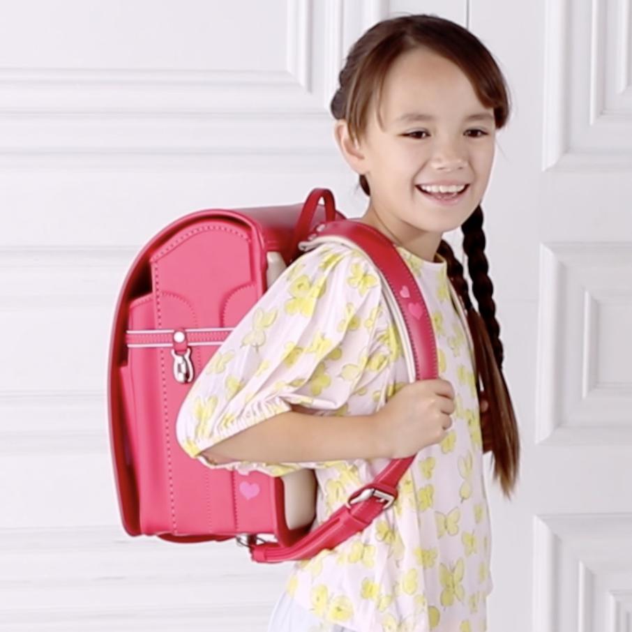 中村鞄のランドセルハートモデル