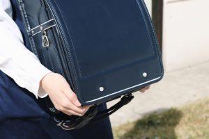中村鞄ランドセルの『紺色』