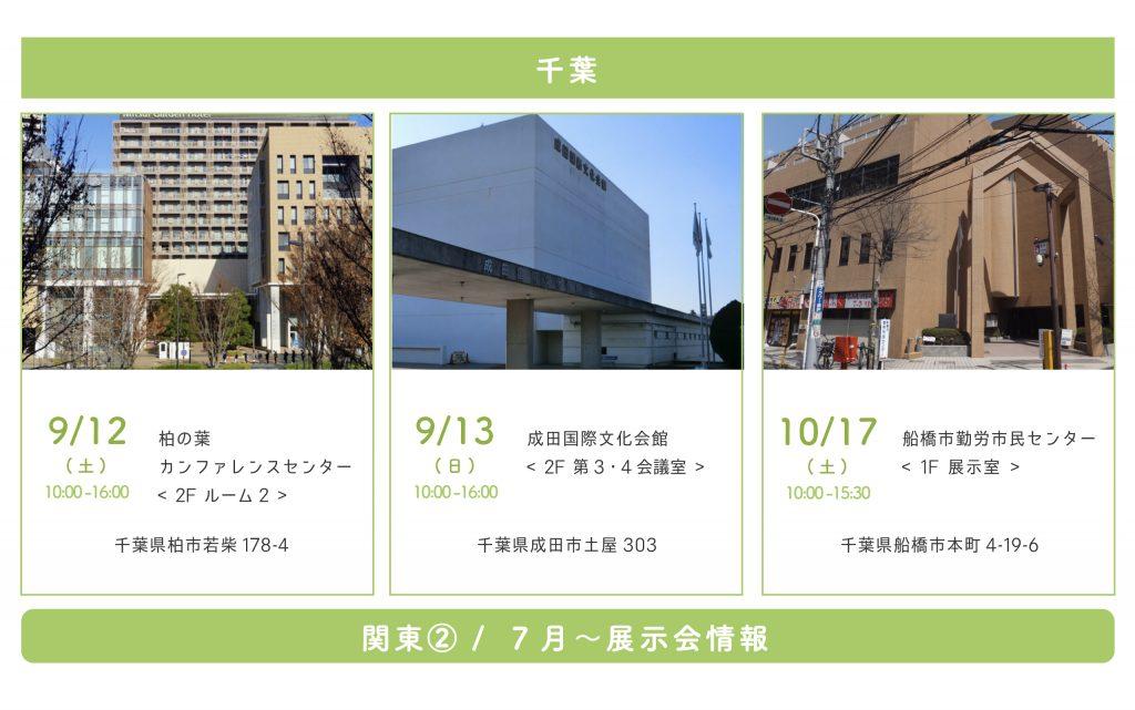 中村鞄ランドセル 7月〜の展示会情報 / 関東エリア②2