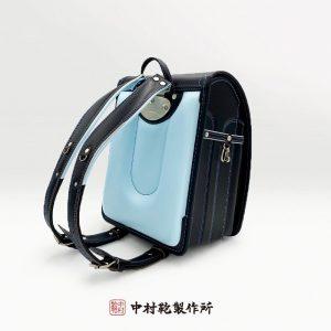 中村鞄製作所のランドセル / 黒ブルー