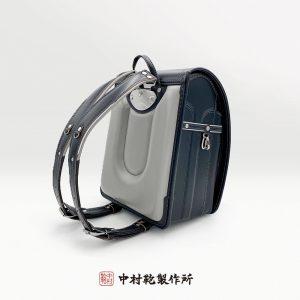 中村鞄のランドセル / 黒グレー