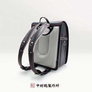 中村鞄ランドセル / 黒レッド