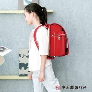 中村鞄製作所 / ランドセルを背負う時のワンポイント