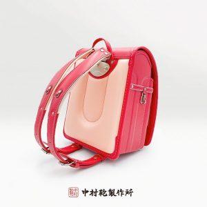 中村鞄のランドセル / ビビットピンク