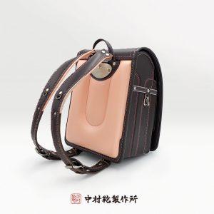 中村鞄のランドセル / 茶ピンク