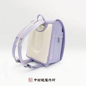 ハートモデル ラベンダーピンク / 中村鞄のランドセル