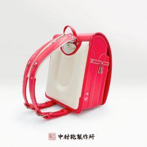 ハートモデル ビビットピンク / 中村鞄のランドセル