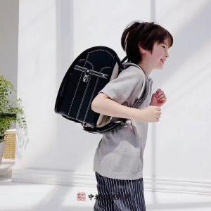 肩からずれ落ちないランドセル / 中村鞄のランドセル
