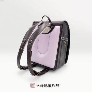 中村鞄のランドセル / 茶ラベンダー